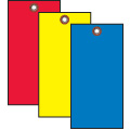 Uline Colored Tyvek® Tags