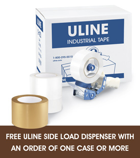 Uline Industrial Plus Tape Sale