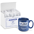 Uline Gourmet Coffee/Tea Packages