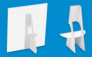 Countertop Displays Pop Display In Stock Uline Ca Uline