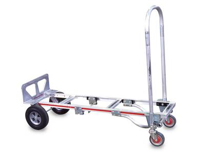 Magliner Convertible Sr Hand Truck With Pneumatic Wheels