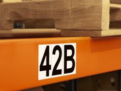 Vinyl Labels Vinyl Label In Stock Uline Ca
