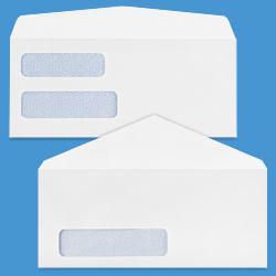 10 Envelope Window Envelopes In Stock Uline Ca