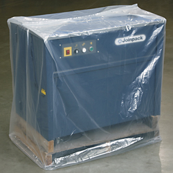 "48 x 42 x 66"" 4 Mil Clear Pallet Covers"