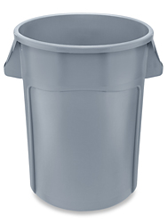 Rubbermaid<sup>®</sup> Round Brute<sup>®</sup> Container, 44 Gallon