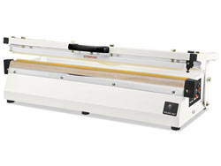 "24"" Extra Long Impulse Sealer with Cutter"