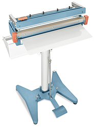 "18"" Foot Operated Sealer with Cutter"