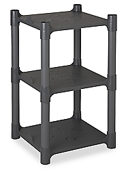 3-Shelf Carboy Rack