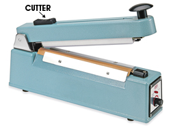 "8"" Impulse Sealer with Cutter"
