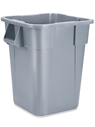 Rubbermaid<sup>®</sup> Square Brute<sup>®</sup> Container, 40 Gallon