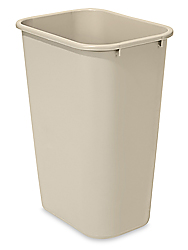Rubbermaid<sup>®</sup> Office Trash Can, 41 Quart
