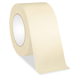"3"" x 60 yards Uline Heavy Duty Masking Tape"