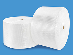 "5/16"" Bubble Wrap<sup>®</sup> Strong Bubble 24"" x 375' Roll - perforated every 12"""