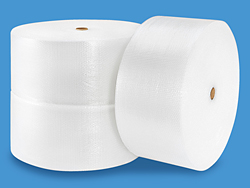 "3/16"" Bubble Wrap<sup>®</sup> Strong Bubble 16"" x 750' Roll - perforated every 12"""