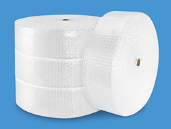 "1/2"" Bubble Wrap<sup>®</sup> Strong Bubble 12"" x 250' Roll"