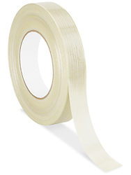 "1"" x 60 yards American RG16 Heavy Duty Strapping Tape"