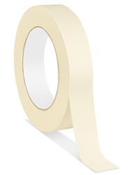 "1"" x 60 yards Uline Heavy Duty Masking Tape"