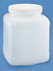 1 Gallon Wide-Mouth Jars - Bulk Pack