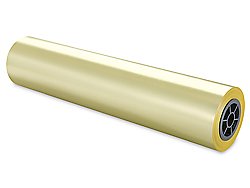 "24"" x 417' Gold Foil Gift Wrap Roll"
