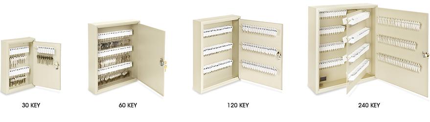 Popular 60 Key Cabinet H1448  Uline