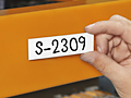 Magnetic Warehouse Labels Strips