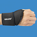 Wrap Around Wrist Support Gloves