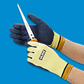 Super Gription Rubber Coated Gloves with Kevlar®