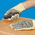 Kevlar® Dot Knit Cut Resistant Gloves
