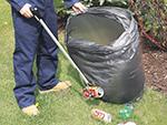 Ramasse-déchets