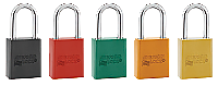 Aluminum Lockout Padlocks