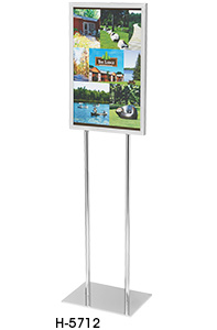Floor Standing Sign Holder