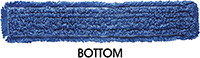 Microfiber Dust Mops Bottom